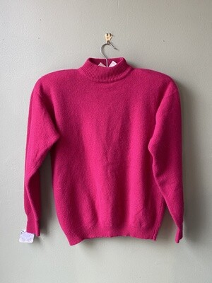 Charter Club Lambswool/Angora Sweater, Size L