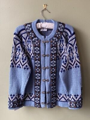 North Cape Norwegian Wool Sweater, Size M