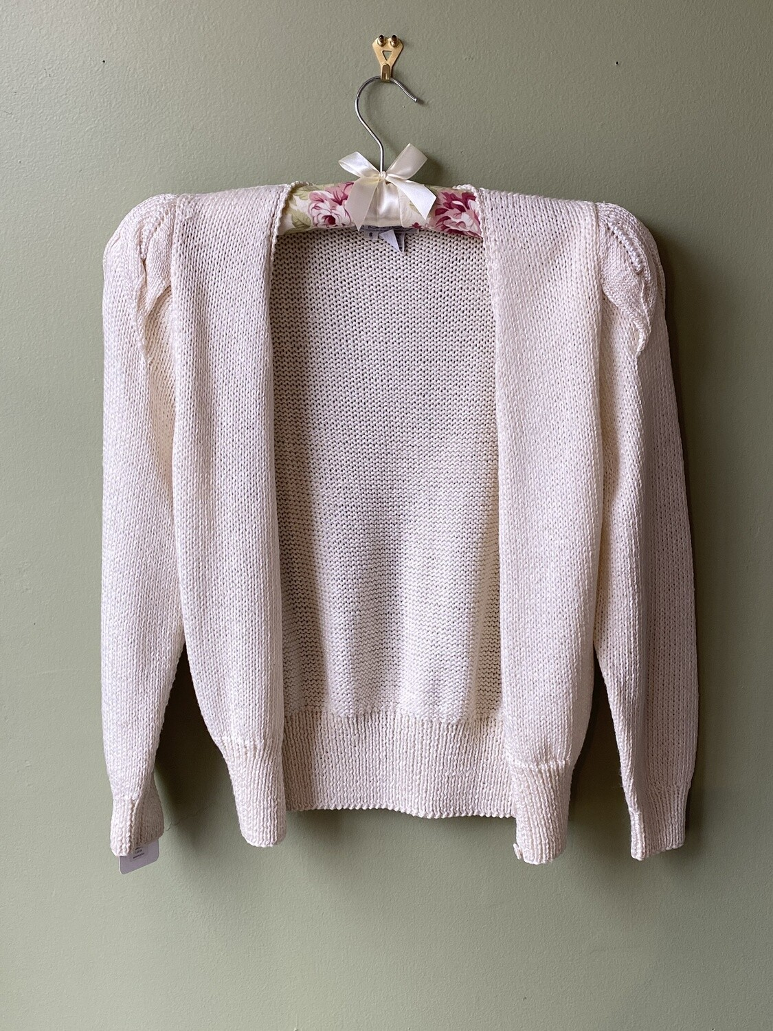 Nannell Wool-blend Sweater, Size S