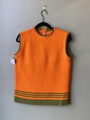 Vintage El Mar Knit Sweater Vest