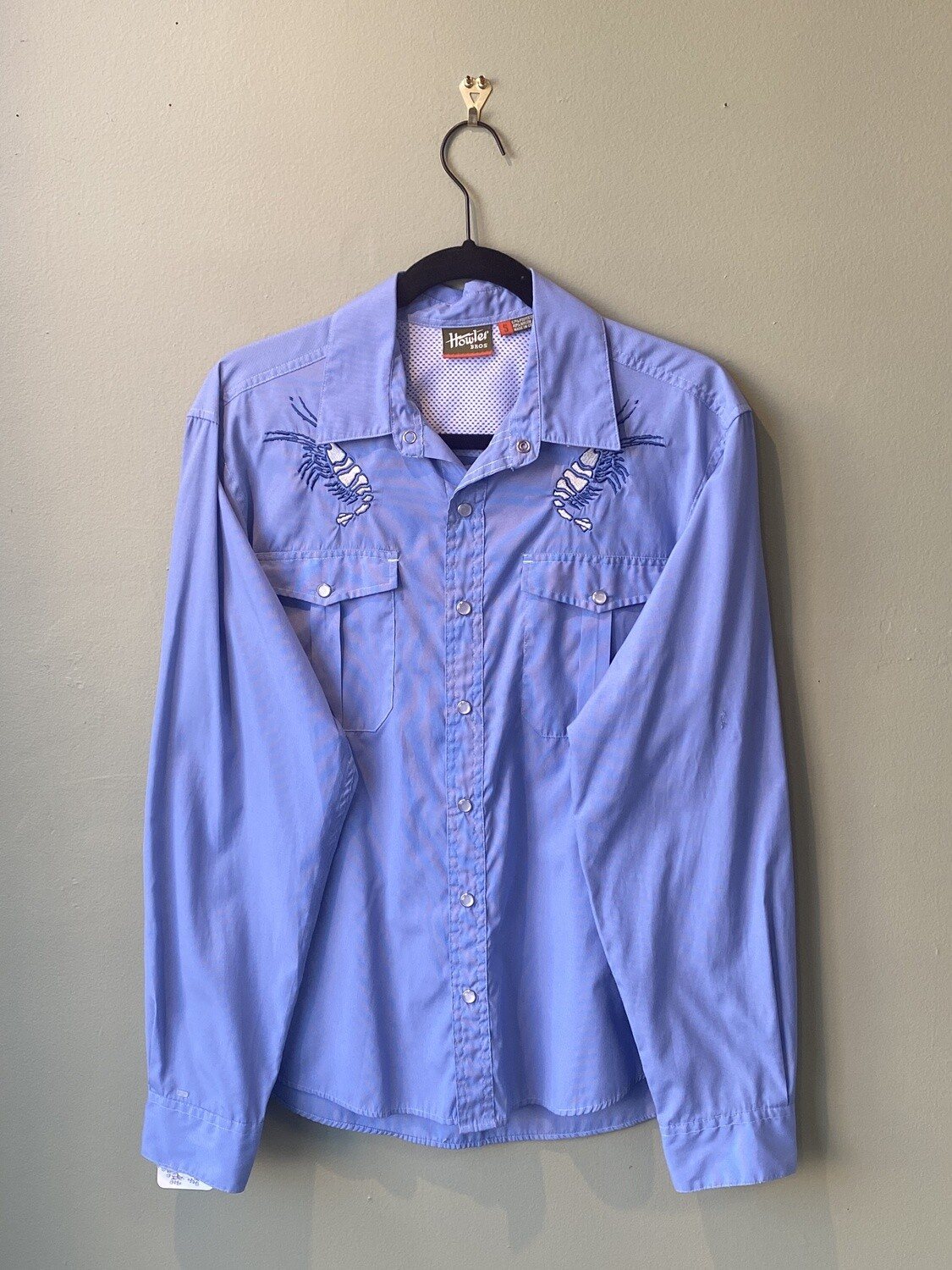 Howler Bros Lobster Shirt, Size S