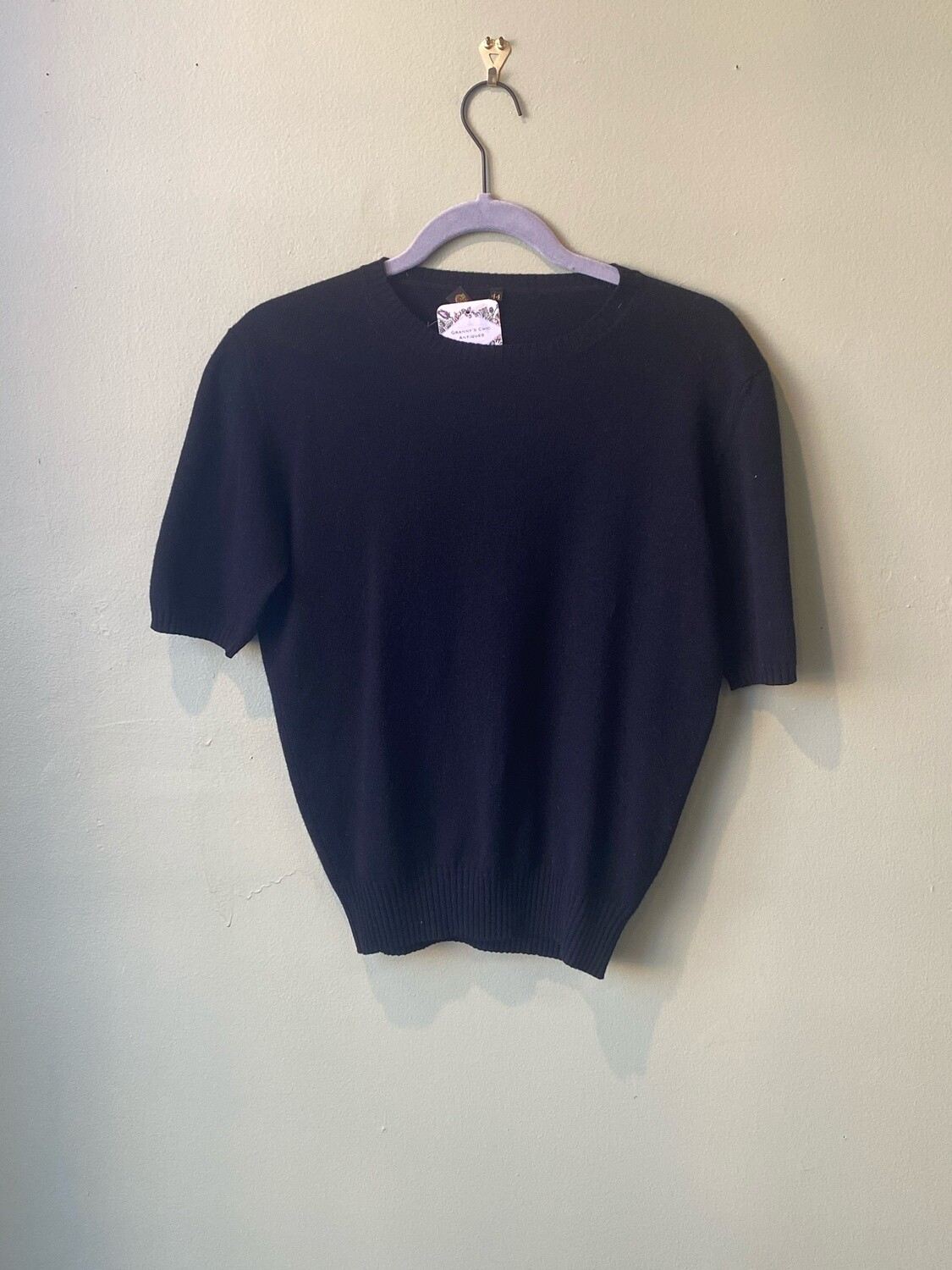 Loro Piana 100% Cashmere Sweater, Made in Italy, Size 44