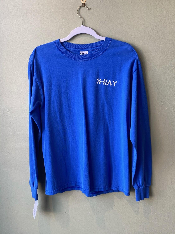 X Ray Long Sleeve Tee Shirt