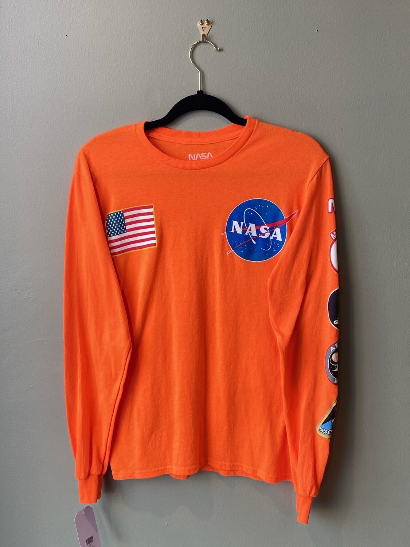 NASA Long-Sleeve Tee Shirt