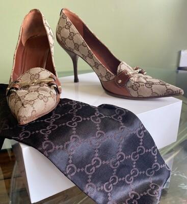 Vintage Gucci Heels SIZE: 8
