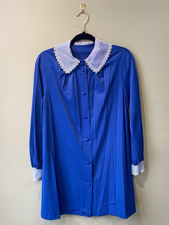 Vintage 1960s Day Dress, Est. Size M