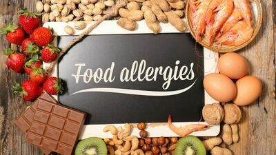 Comprehensive Food Allergy Panel