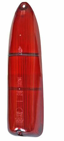 Trabant 601 Red Rear Light Lens