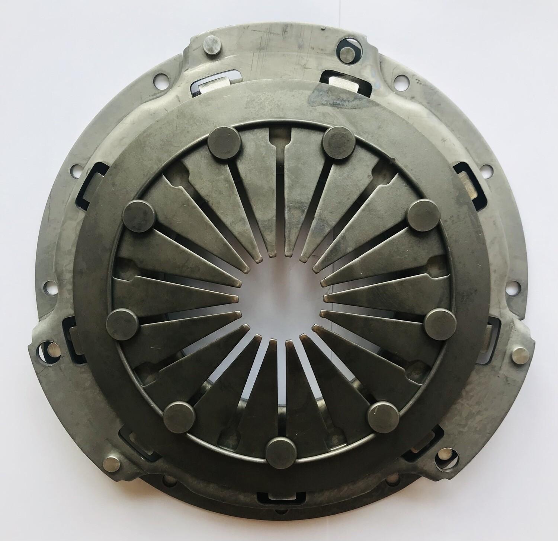 Barkas Clutch Mechanism