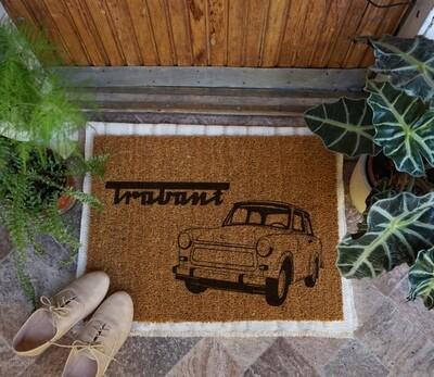 Trabant Door Mat
