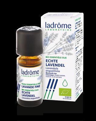 Ladrôme Echte lavendel 10ml