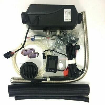 Pyromax PM-2 Diesel Luftvarmer med GSM System