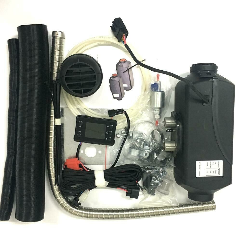 Pyromax PM-3 Diesel Luftvarmer  24 Volt