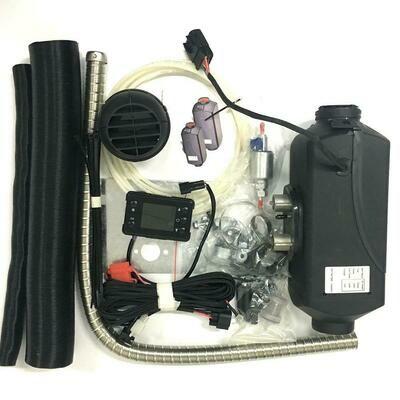 Pyromax PM-5 Diesel Luftvarmer 12  Volt