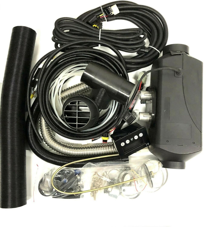 Pyromax PM-2A Diesel Luftvarmer 12 eller 24 Volt