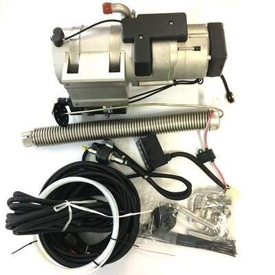 Pyromax PMW-10 Diesel Vannvarmer 12 eller 24  Volt