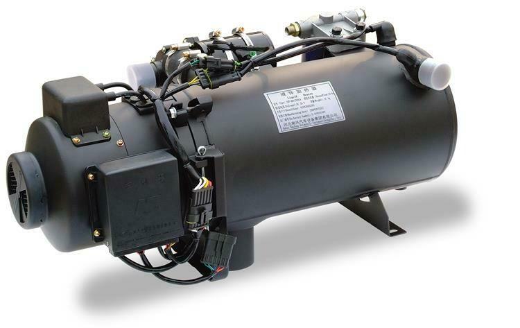Pyromax PMW-35 Diesel Vannvarmer 12 eller 24 Volt