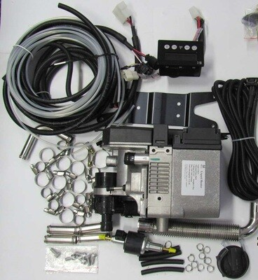 Pyromax PMW-5A Diesel Vannvarmer