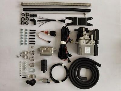 Pyromax TT-C5 Diesel Vannvarmer - 24 Volt