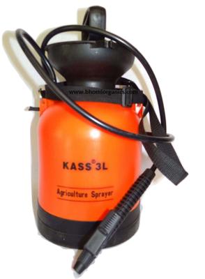 Kass 3 litre pressure hand sprayer