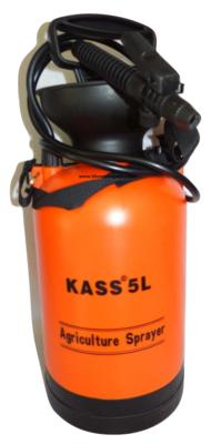 Kass 5 litre pressure hand sprayer