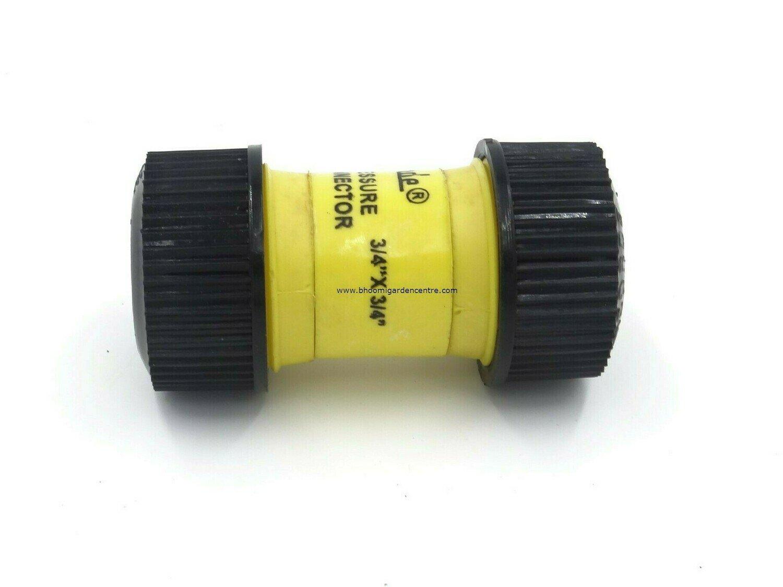 3/4 to 3/4 hose to hose connector