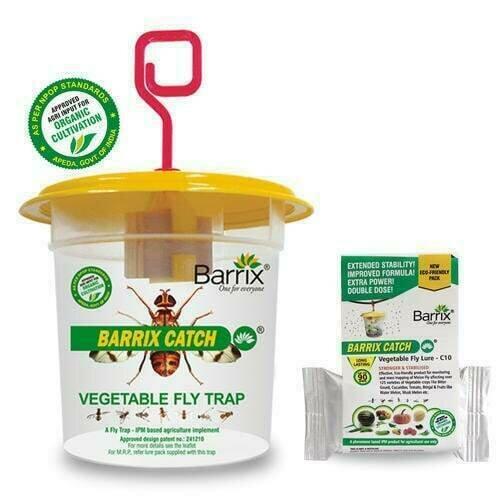 Barrix vegetable fly trap
