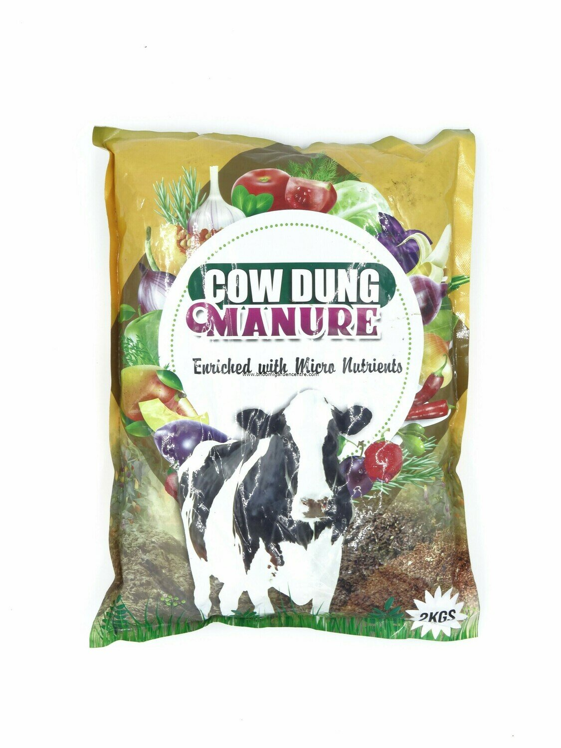 Cow dung manure 2kg