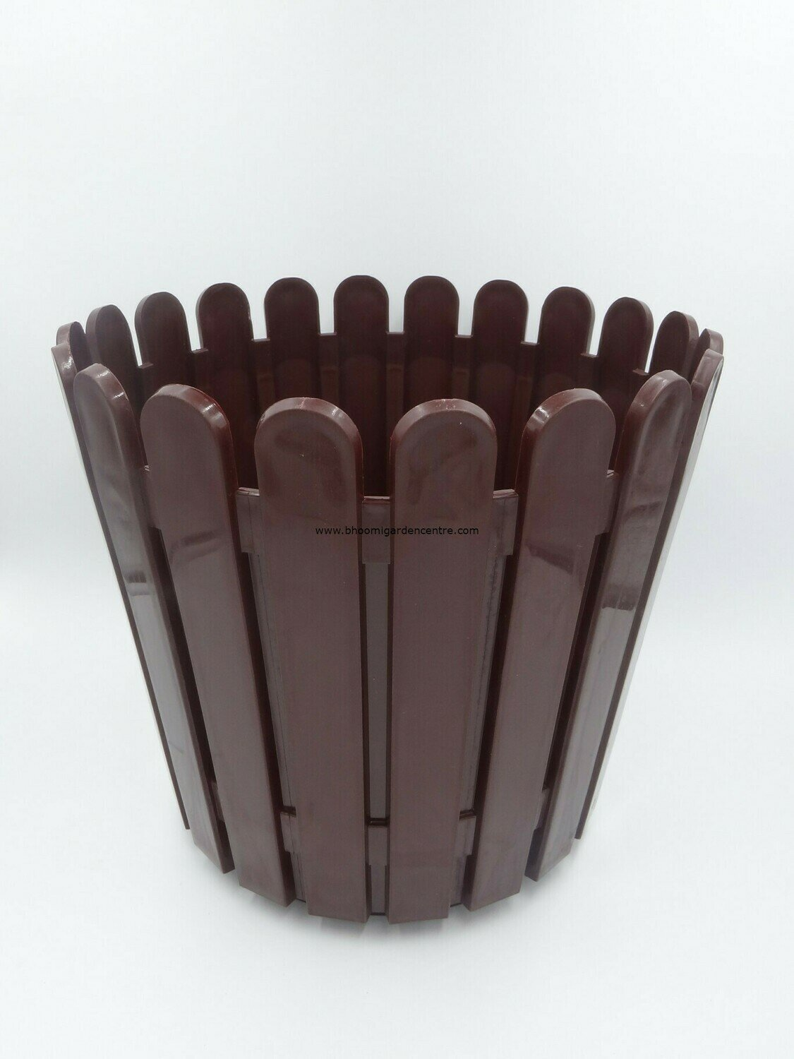 Fence  planter 11 inch (multiple colors)