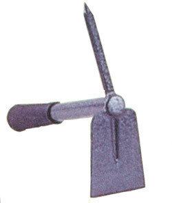 Hand hoe (Khrupa) Single prong