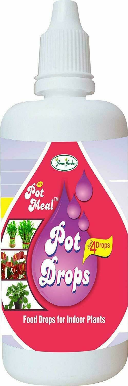 Pot drops - 30ml