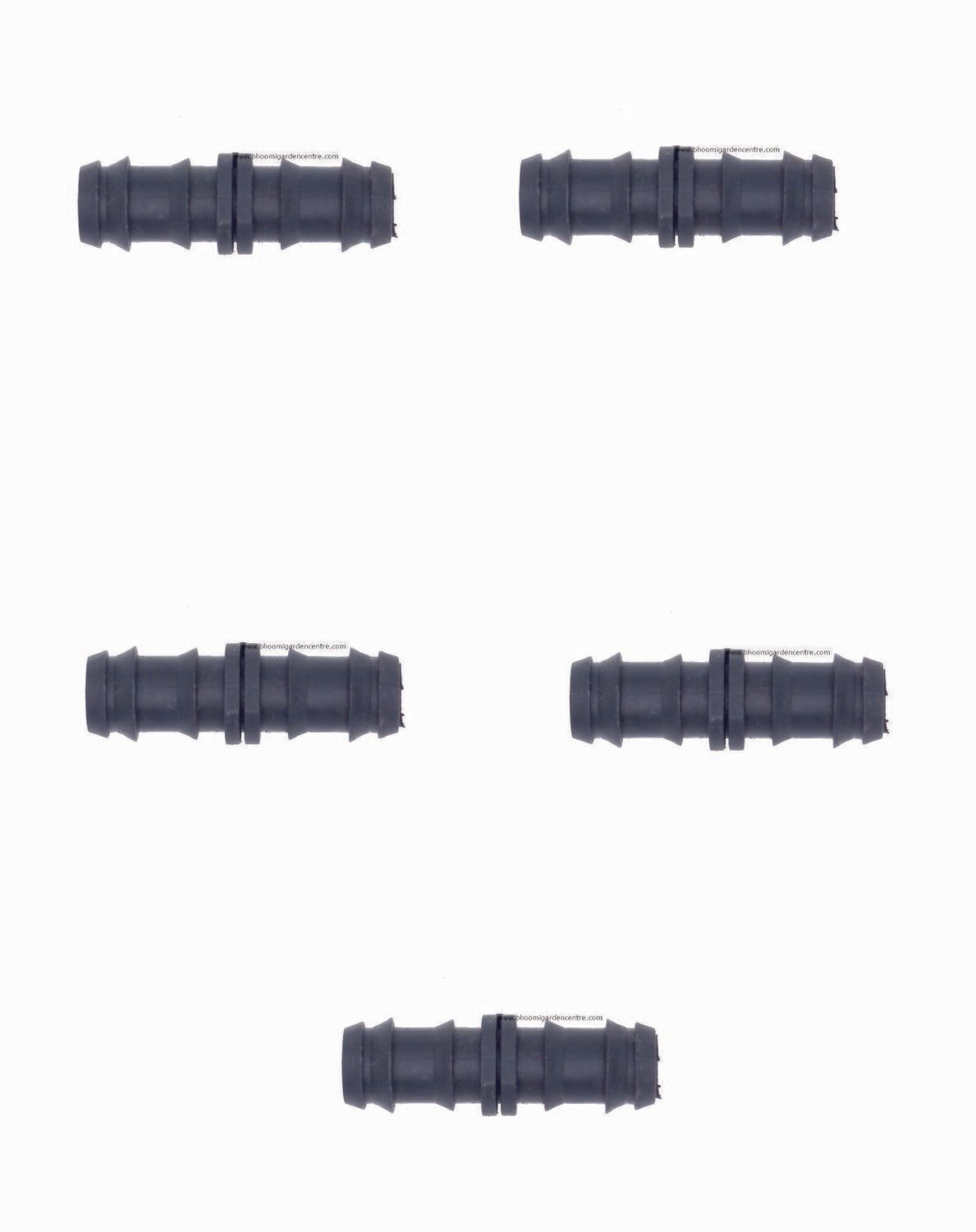 Straight connector (set of 5)