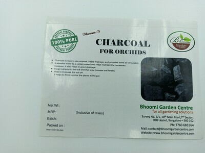 Charcoal for Orchids