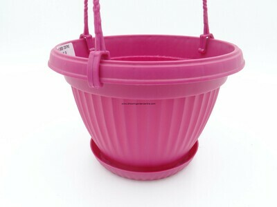 Bello HB hanging pot (18  inch )  multiple colors