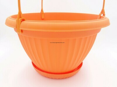 Bello HB hanging pot (25  inch ) multiple colors