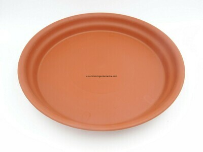 Regular Terracotta plastic plate  ( 18 inch )