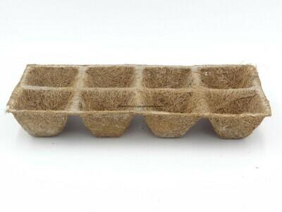 Coir seedling tray