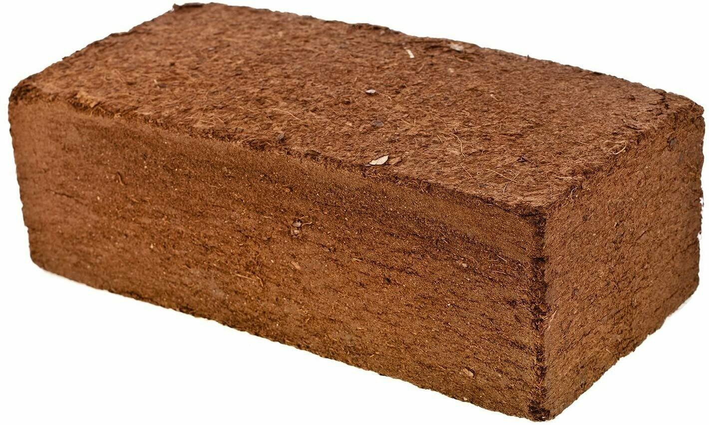 Bhoomi cocopeat bricks - 650 gms ( set of 3 )