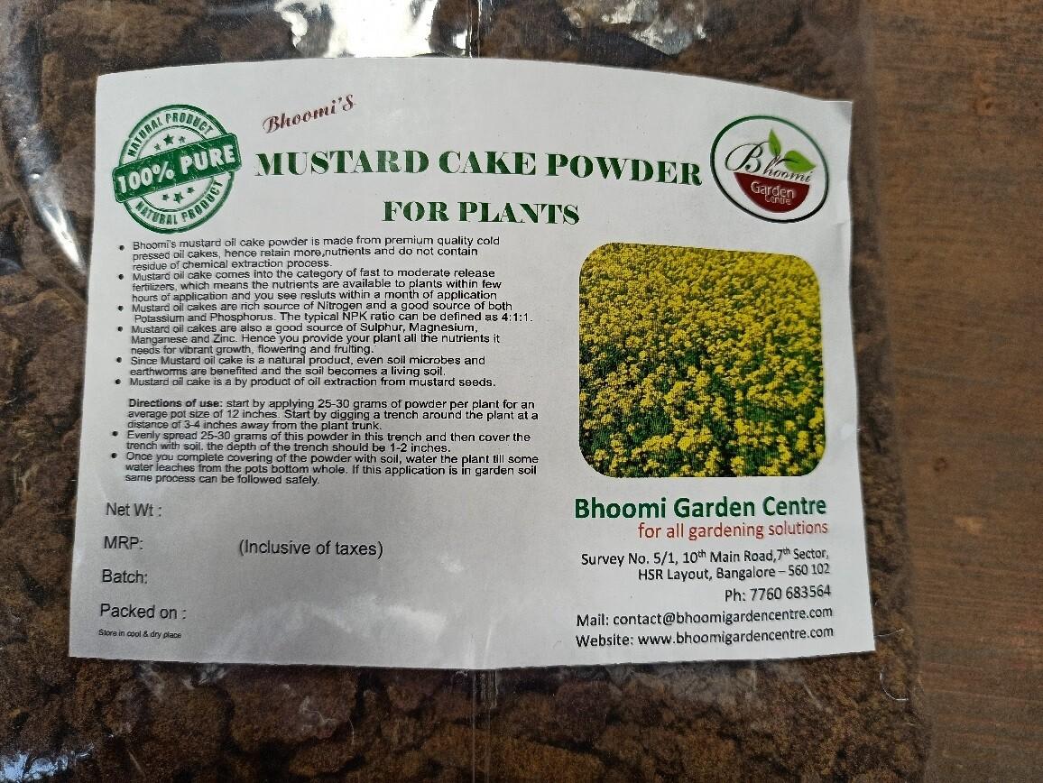Mustard Cake - 1 Kg