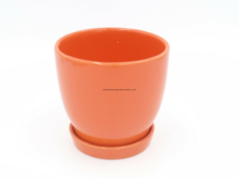 Curvy S2 Ceramic planter