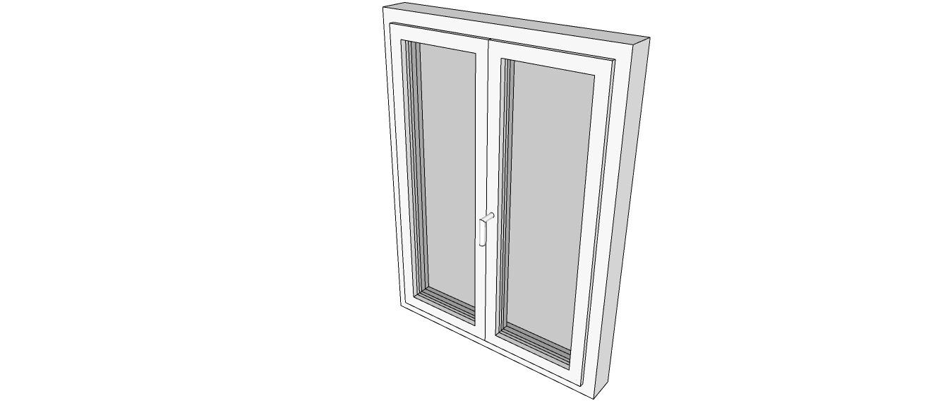 LEIHO - Fenêtre