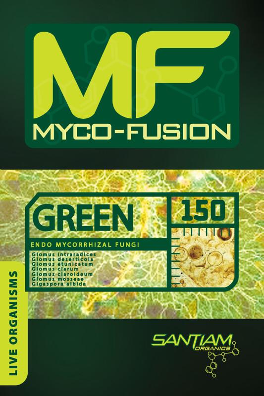 Myco-Fusion Green 150 Endomycorrhizal Blend - 16 ounce package