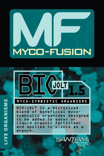 Myco-Fusion Bio Jolt 1.5 - 25lb bucket