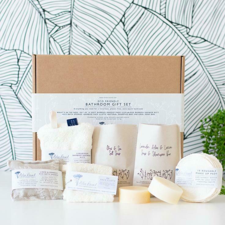 Eco Bathroom Gift Set
