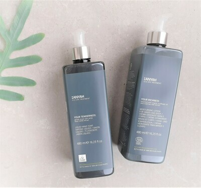 Eco Hand Soap & Body Lotion
