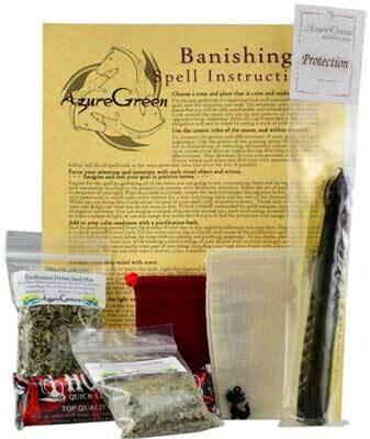 Banishing Ritual kit