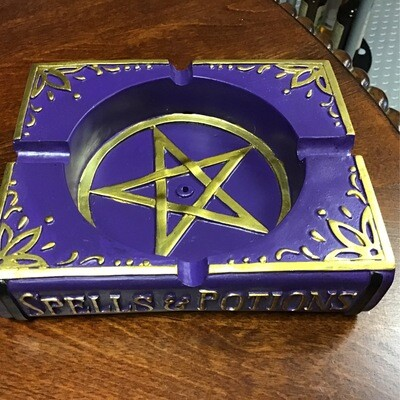 Pentacle Ash Tray