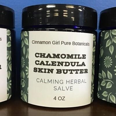 Chamomile Calendula Skin Butter