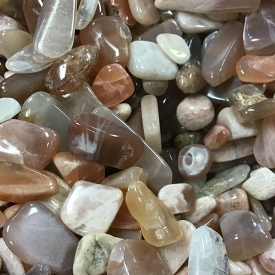 Moonstone Chips priced per oz