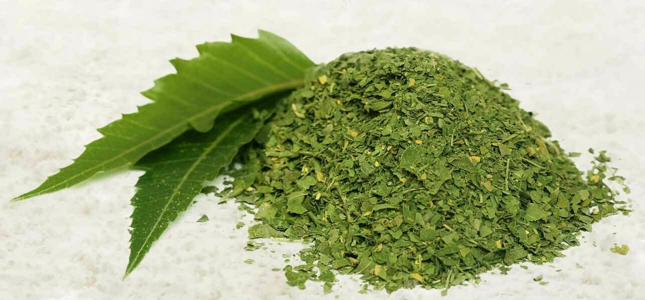 Neem Leaf Organic Priced Per oz